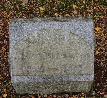 HILL, EDWIN - Morris County, New Jersey | EDWIN HILL - New Jersey Gravestone Photos