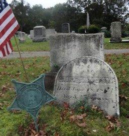 HUGHSON, CHARLES A. - Morris County, New Jersey   CHARLES A. HUGHSON - New Jersey Gravestone Photos