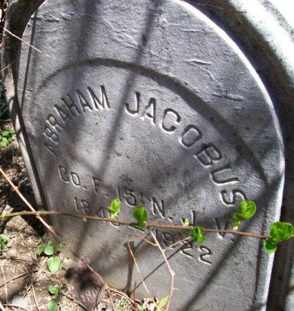 JACOBUS, ABRAHAM - Morris County, New Jersey | ABRAHAM JACOBUS - New Jersey Gravestone Photos