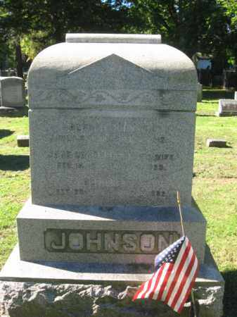 JOHNSON, ALRED - Morris County, New Jersey   ALRED JOHNSON - New Jersey Gravestone Photos