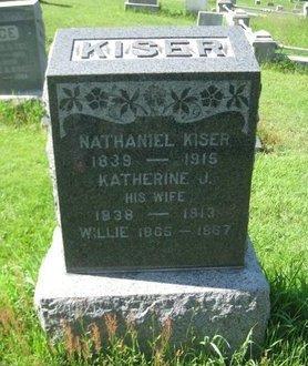 KISER, NATHANIEL - Morris County, New Jersey | NATHANIEL KISER - New Jersey Gravestone Photos