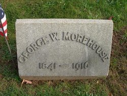 MOREHOUSE, GEORGE W. - Morris County, New Jersey | GEORGE W. MOREHOUSE - New Jersey Gravestone Photos