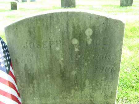 PRICE, JOSEPH - Morris County, New Jersey   JOSEPH PRICE - New Jersey Gravestone Photos
