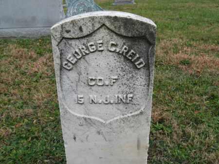 REID, GEORGE C. - Morris County, New Jersey | GEORGE C. REID - New Jersey Gravestone Photos