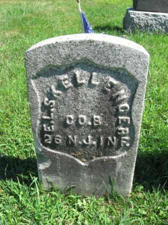 SKELLENGER, ELEAZOR S. - Morris County, New Jersey | ELEAZOR S. SKELLENGER - New Jersey Gravestone Photos