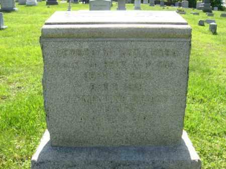 SKILLHORN, GEORGE W.(M) - Morris County, New Jersey | GEORGE W.(M) SKILLHORN - New Jersey Gravestone Photos