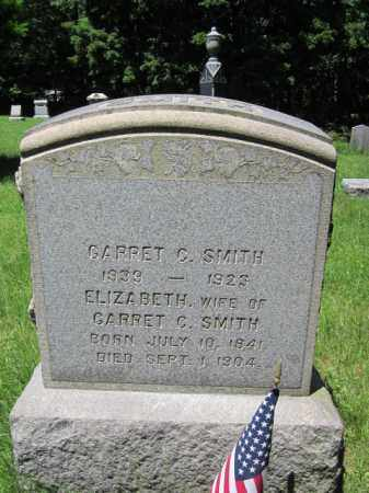 SMITH, GARRETT C. - Morris County, New Jersey   GARRETT C. SMITH - New Jersey Gravestone Photos