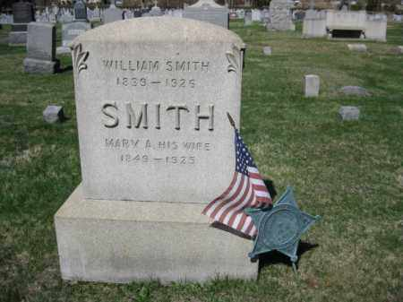 SMITH, WILLIAM F. - Morris County, New Jersey | WILLIAM F. SMITH - New Jersey Gravestone Photos