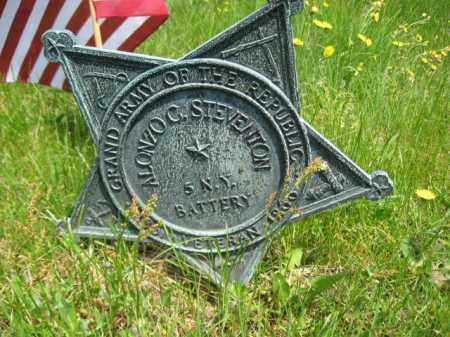 STEVENTON, ALONZO C. - Morris County, New Jersey | ALONZO C. STEVENTON - New Jersey Gravestone Photos