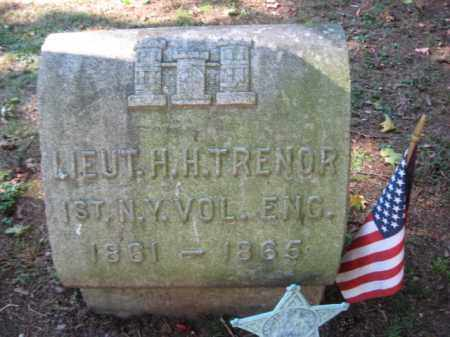TRENOR, HENRY H. - Morris County, New Jersey   HENRY H. TRENOR - New Jersey Gravestone Photos