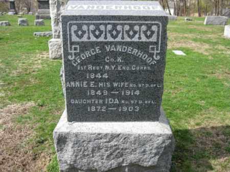 VANDERHOOF, GEORGE - Morris County, New Jersey | GEORGE VANDERHOOF - New Jersey Gravestone Photos