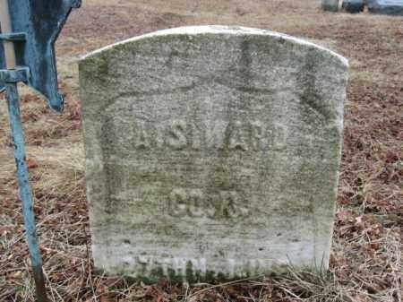 WARD, ANDREW S. - Morris County, New Jersey | ANDREW S. WARD - New Jersey Gravestone Photos