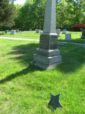 WHEELER, EMORY A. - Morris County, New Jersey | EMORY A. WHEELER - New Jersey Gravestone Photos