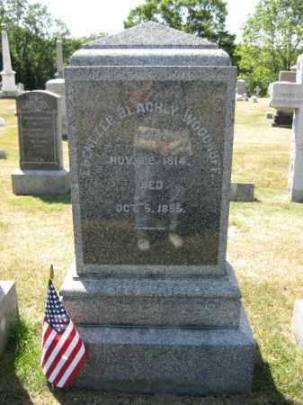 WOODRUFF, EBENEZER - Morris County, New Jersey | EBENEZER WOODRUFF - New Jersey Gravestone Photos