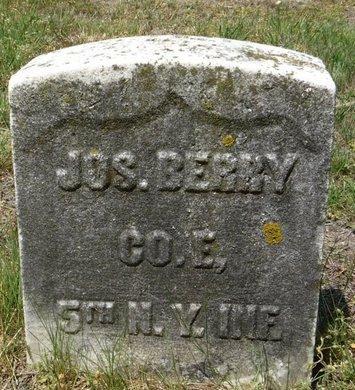 BERRY, JOSEPH - Ocean County, New Jersey   JOSEPH BERRY - New Jersey Gravestone Photos