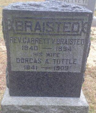 BRAISTED, GARRETT V. - Ocean County, New Jersey | GARRETT V. BRAISTED - New Jersey Gravestone Photos