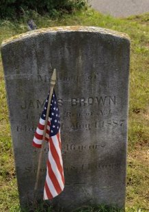 BROWN, JAMES - Ocean County, New Jersey | JAMES BROWN - New Jersey Gravestone Photos