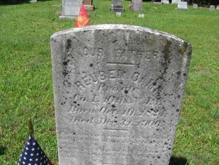 CAMP, REUBEN - Ocean County, New Jersey | REUBEN CAMP - New Jersey Gravestone Photos