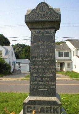 CLARK, RODERICK A. - Ocean County, New Jersey | RODERICK A. CLARK - New Jersey Gravestone Photos
