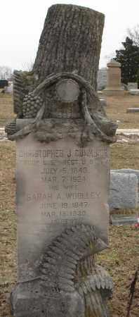 CUMMINGS, CHRISTOPHER J. - Ocean County, New Jersey | CHRISTOPHER J. CUMMINGS - New Jersey Gravestone Photos