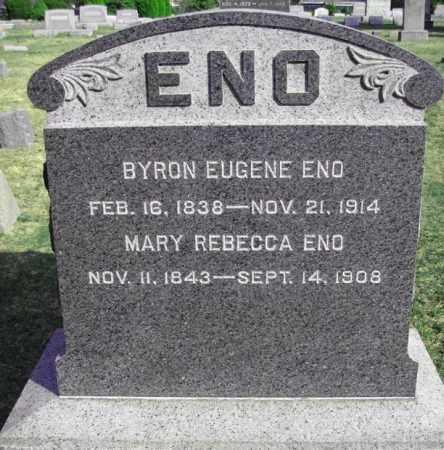 ENO, BRYON  EUGENE - Ocean County, New Jersey | BRYON  EUGENE ENO - New Jersey Gravestone Photos
