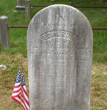 HAGAMAN, EDWARD I. - Ocean County, New Jersey | EDWARD I. HAGAMAN - New Jersey Gravestone Photos