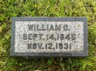 HAGAMAN, WILLIAM C. - Ocean County, New Jersey | WILLIAM C. HAGAMAN - New Jersey Gravestone Photos