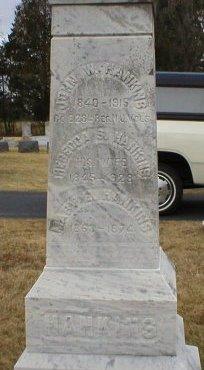 HANKINS, JOHN W. - Ocean County, New Jersey | JOHN W. HANKINS - New Jersey Gravestone Photos