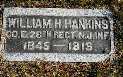 HANKINS, WILLIAM  H. - Ocean County, New Jersey | WILLIAM  H. HANKINS - New Jersey Gravestone Photos