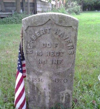 HAVENS, HERBERT - Ocean County, New Jersey | HERBERT HAVENS - New Jersey Gravestone Photos