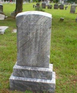 HENDRICKSON, GEORGE C. - Ocean County, New Jersey   GEORGE C. HENDRICKSON - New Jersey Gravestone Photos