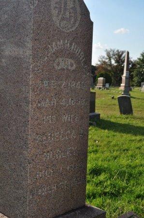 HURLEY, WILLIAM H. - Ocean County, New Jersey | WILLIAM H. HURLEY - New Jersey Gravestone Photos