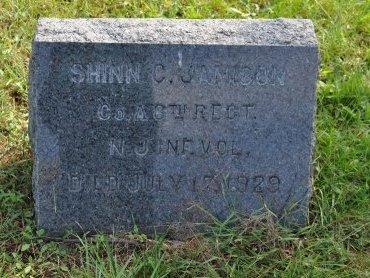 JAMISON, SHINN C. - Ocean County, New Jersey | SHINN C. JAMISON - New Jersey Gravestone Photos
