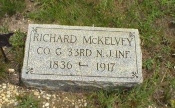 MCKELVEY, RICHARD - Ocean County, New Jersey   RICHARD MCKELVEY - New Jersey Gravestone Photos
