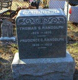 RANDOLPH, THOMAS S. - Ocean County, New Jersey | THOMAS S. RANDOLPH - New Jersey Gravestone Photos