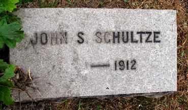 SCHULTZE, JOHN SMYTHE - Ocean County, New Jersey | JOHN SMYTHE SCHULTZE - New Jersey Gravestone Photos