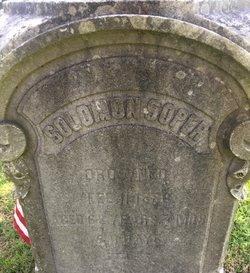 SOPER, SOLOMON - Ocean County, New Jersey   SOLOMON SOPER - New Jersey Gravestone Photos