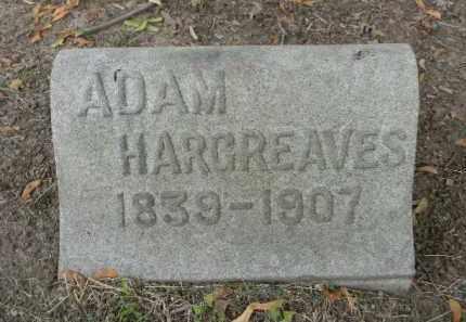 HARGREAVES (HARGRAVES), ADAM - Passaic County, New Jersey   ADAM HARGREAVES (HARGRAVES) - New Jersey Gravestone Photos