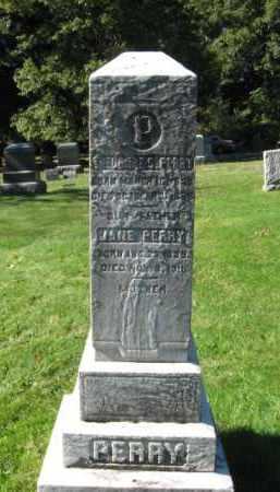PERRY, THEODORE S. - Passaic County, New Jersey | THEODORE S. PERRY - New Jersey Gravestone Photos