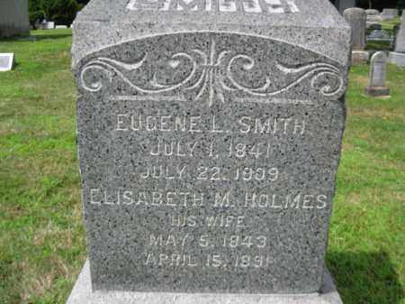 SMITH, EUGENE L. - Passaic County, New Jersey | EUGENE L. SMITH - New Jersey Gravestone Photos