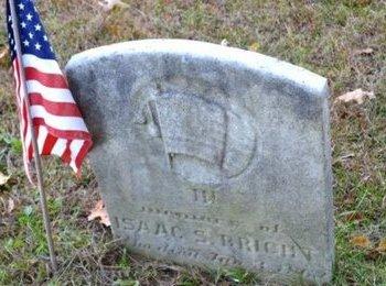 BRIGHT, ISAAC S. - Salem County, New Jersey | ISAAC S. BRIGHT - New Jersey Gravestone Photos