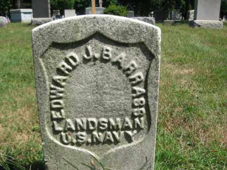 BARRASS, EDWARD J. - Somerset County, New Jersey | EDWARD J. BARRASS - New Jersey Gravestone Photos