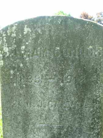 CONNORS (CONNOR), WILLIAM - Somerset County, New Jersey | WILLIAM CONNORS (CONNOR) - New Jersey Gravestone Photos
