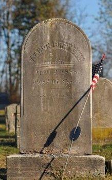 CROWELL, AARON - Somerset County, New Jersey | AARON CROWELL - New Jersey Gravestone Photos