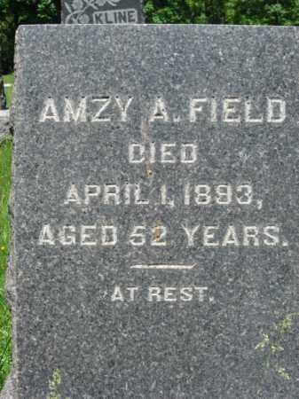 FIELD, AMZI A. - Somerset County, New Jersey   AMZI A. FIELD - New Jersey Gravestone Photos