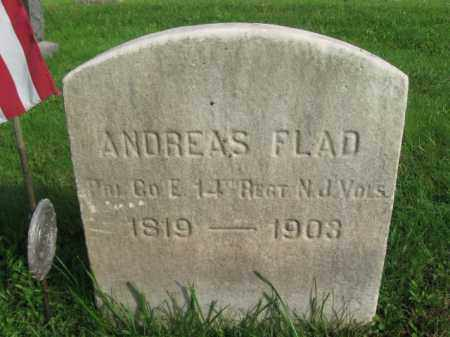 FLAD, ANDREAS (ANDREW) - Somerset County, New Jersey | ANDREAS (ANDREW) FLAD - New Jersey Gravestone Photos
