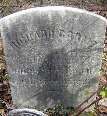 GARMO, RICHARD - Somerset County, New Jersey | RICHARD GARMO - New Jersey Gravestone Photos