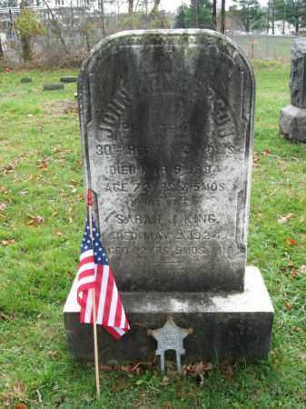 HENDERSON, PVT.JOHN - Somerset County, New Jersey | PVT.JOHN HENDERSON - New Jersey Gravestone Photos