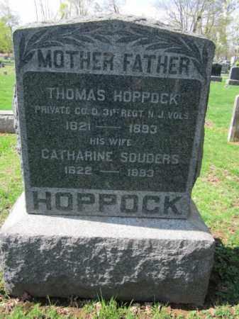 HOPPOCK, THOMAS - Somerset County, New Jersey | THOMAS HOPPOCK - New Jersey Gravestone Photos