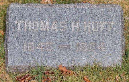 HUFF, THOMAS H. - Somerset County, New Jersey | THOMAS H. HUFF - New Jersey Gravestone Photos
